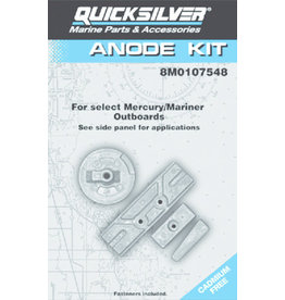Quicksilver Mercury / Quicksilver Anode kit