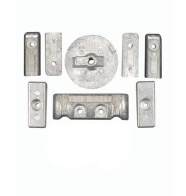 Mercury Mercury / Quicksilver Anode kit 8M0126670