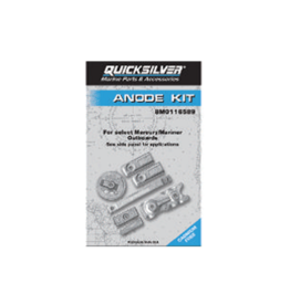 Mercury Mercury / Quicksilver Anode kit 8M0116589