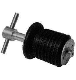 attwood Attwood Drain Plug Stainless Steel T-Handle
