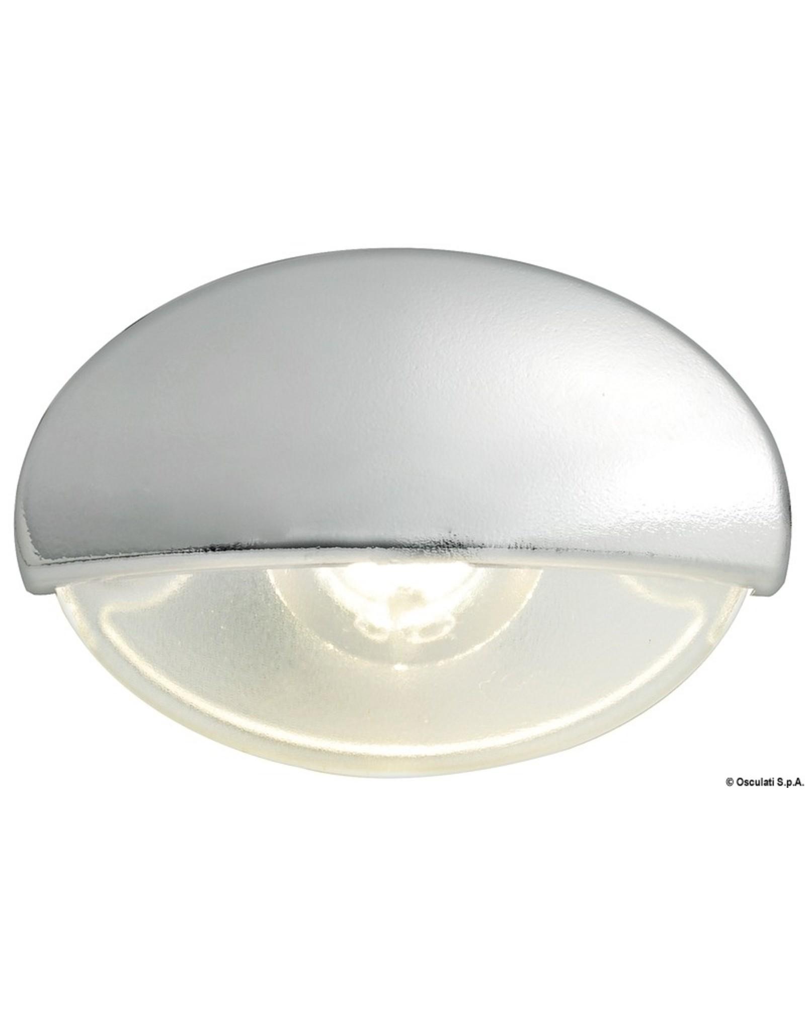 Osculati Trapverlichting  LED instapverlichting verchroomde behuizing