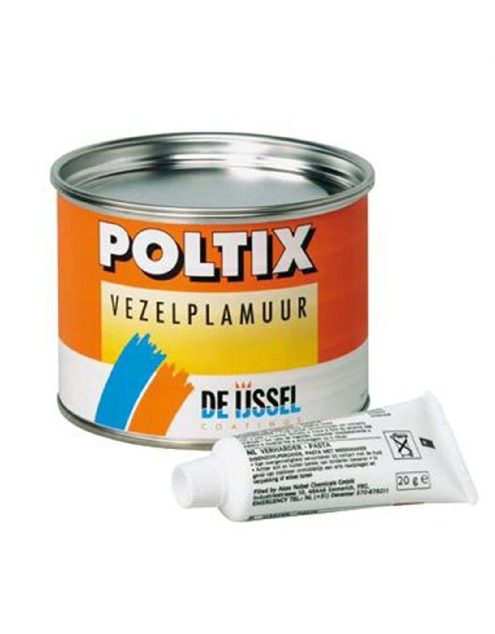 Poltix Vezelplamuur 500 Gram