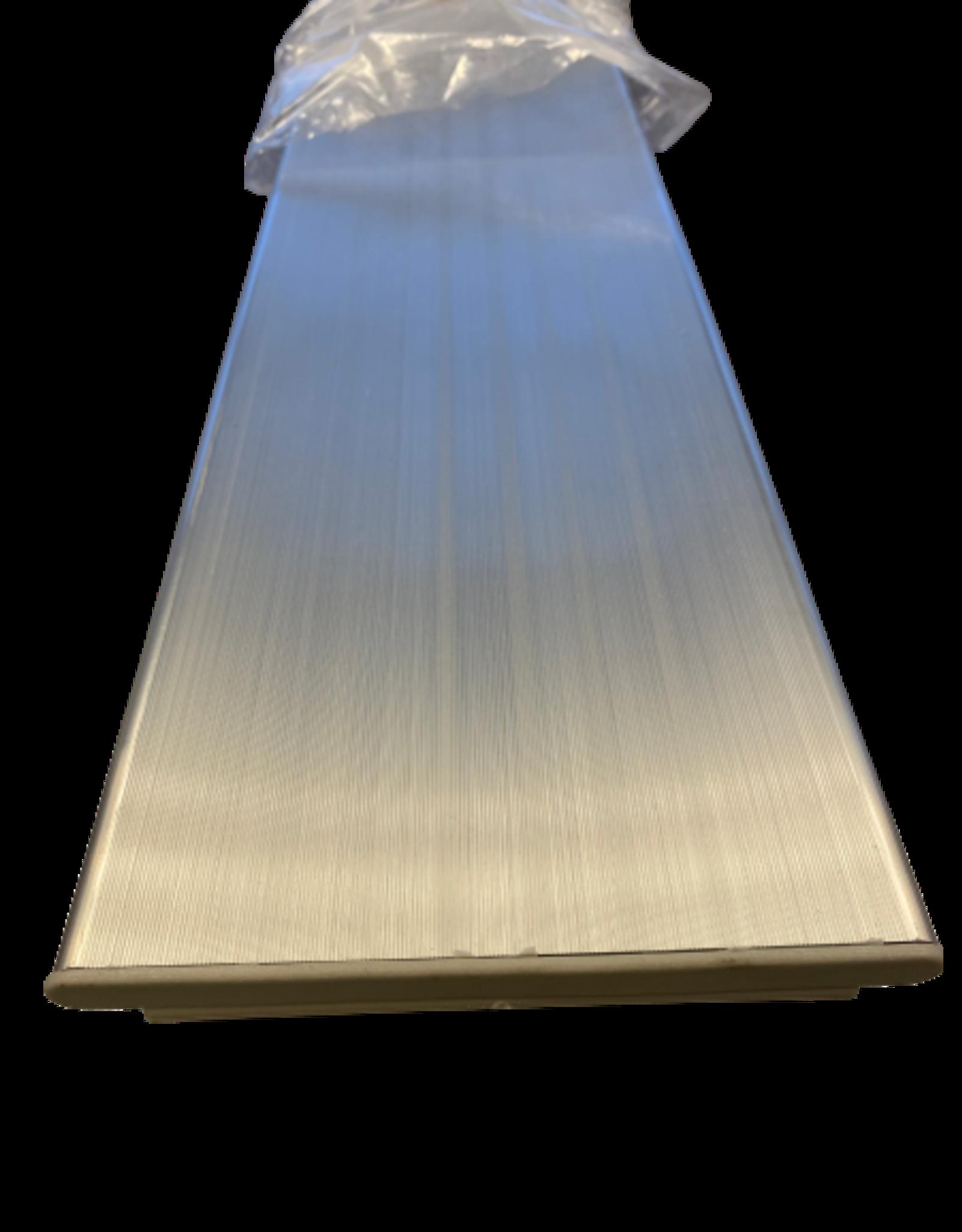 Zodiac Zitplank aluminium 90cm - Cadet Roll Up / ALU / AERO - 270 - 310