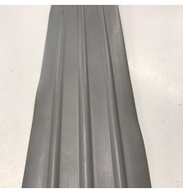 Hebor Watersport Kielstrip/stootrand 60mm grijs