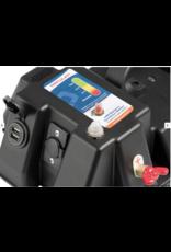 Osculati Power Center Deluxe, Waterdicht stopcontact met 10A automatische zekering + 2x2.4A waterdichte dubbele USB-poort