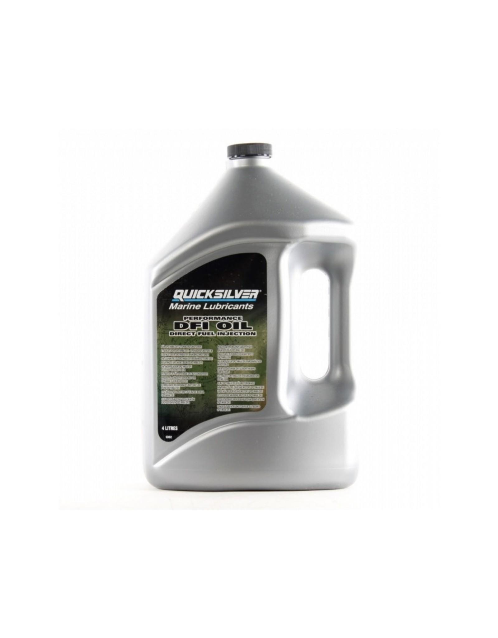 Quicksilver Mercury / Quicksilver DFI / Optimax olie.