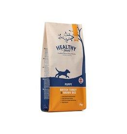Healthy paws Healthy paws puppy britse kalkoen / zilvervliesrijst