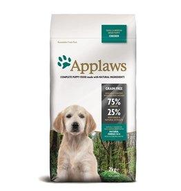 Applaws Applaws dog puppy small / medium chicken