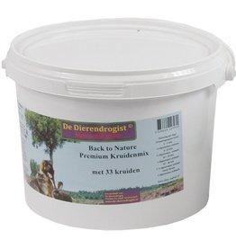 Dierendrogist Dierendrogist back to nature premium kruidenmix met 33 kruiden