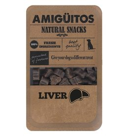 Amiguitos 9x amiguitos dogsnack liver
