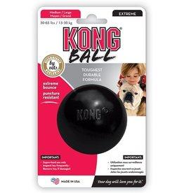 Kong Kong x-treme rubber bal zwart