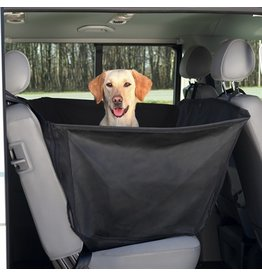Trixie Trixie auto-hondendeken met deurbescherming zwart