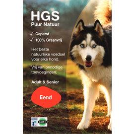 HGS Puur Natuur Adult & Senior Eend (Geperst & Graanvrij)