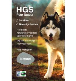 HGS Puur Natuur Adult Sensitive Naturel Gehydrolyseerd (Krokante & Gehydrolyseerde Brok)