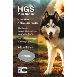HGS Puur Natuur Adult Sensitive Naturel Gehydrolyseerd