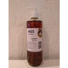 HGS Puur Natuur Zalmolie - 500 ml