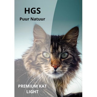 HGS Puur Natuur Premium Kat Light - GRATIS thuisbezorgd!