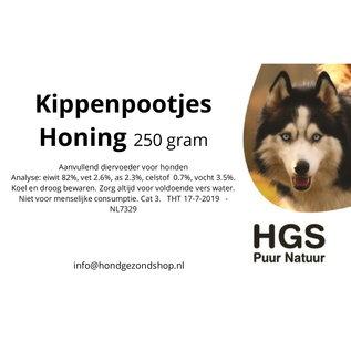 HGS Puur Natuur HGS Puur Natuur 100% Natuurlijke Kippenpootjes Honing