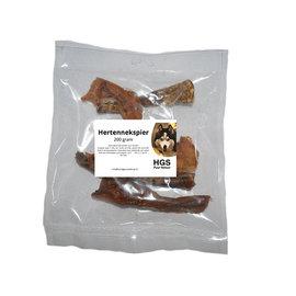 HGS Puur Natuur Herten Nekspier 200 gram