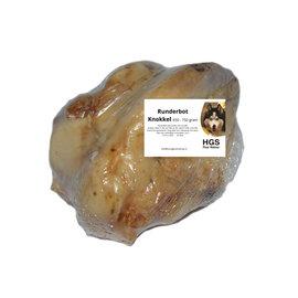 HGS Puur Natuur Runderbot Knokkel +/- 750 gram