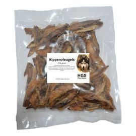 HGS Puur Natuur Kippenvleugels - 250 gram