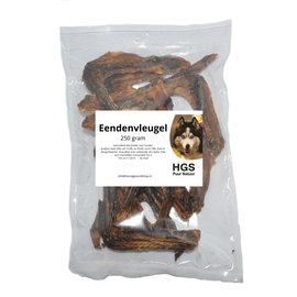 HGS Puur Natuur Eendenvleugels - 250 gram