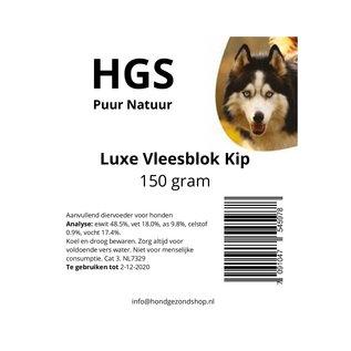 HGS Puur Natuur HGS Puur Natuur 100% Natuurlijk Luxe Kip Vleesblok