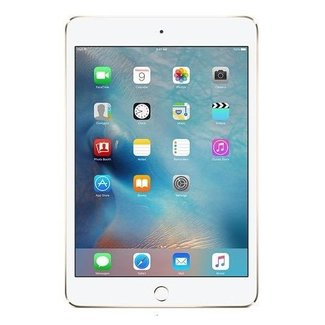 Apple Apple iPad mini 4 128GB Gold tablet - Refurbished Grade A