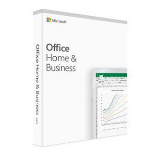 Microsoft Microsoft Office 2019 Home & Business Full 1 license(s) English