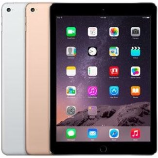 Apple Apple iPad Air 2 (Wi-Fi/Cellular) 16GB Silver - Graded