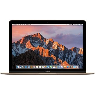 "Apple Apple Macbook 12"" (Mid-2017) 1.3GHz i5 / 8GB RAM / 512GB SSD - Gold - Premium Refreshed"