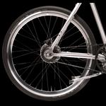 Achterwiel BROOKLYN (zonder motor)