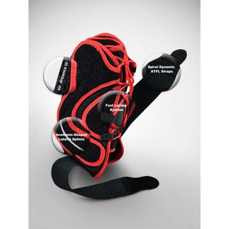 Reh4Sport Reh4Sport enkelbrace lichtgewicht met baleinen en straps