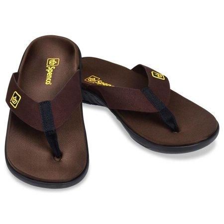 Spenco Spenco Pure Slippers met ondersteunend voetbed