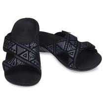 Kholo Tribal Slippers met velcro sluiting