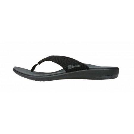 Spenco Spenco Yumi slippers met goed voetbed