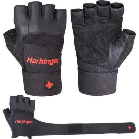 Harbinger Harbinger PRO fitnesshandschoenen met pols wrap