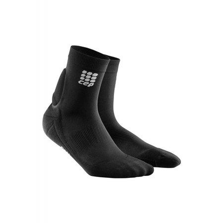 CEP CEP achillespees support korte sokken met gel