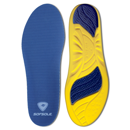 SofSole Sofsole Perform Athlete sport inlegzool