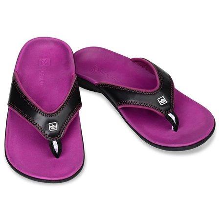 Spenco Spenco Slippers Yumi Berry dames | Optimale ondersteuning en comfort