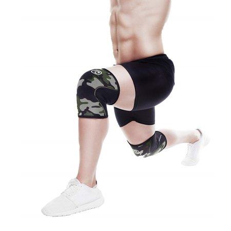 Rehband Rehband RX Knee sleeves Camo 5 mm