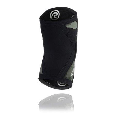 Rehband Rehband RX Elleboog sleeve 5mm - Camo