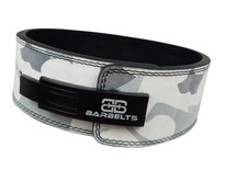 Barbelts lever belt 13mm Camo - powerlift riem