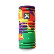 the Grid Foam roller - Rainbow