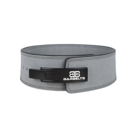 Barbelts Barbelts Lever belt 10mm Grijs - powerlift riem