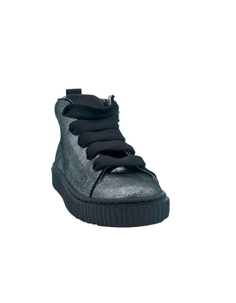 RONDINELLA sneaker zilver