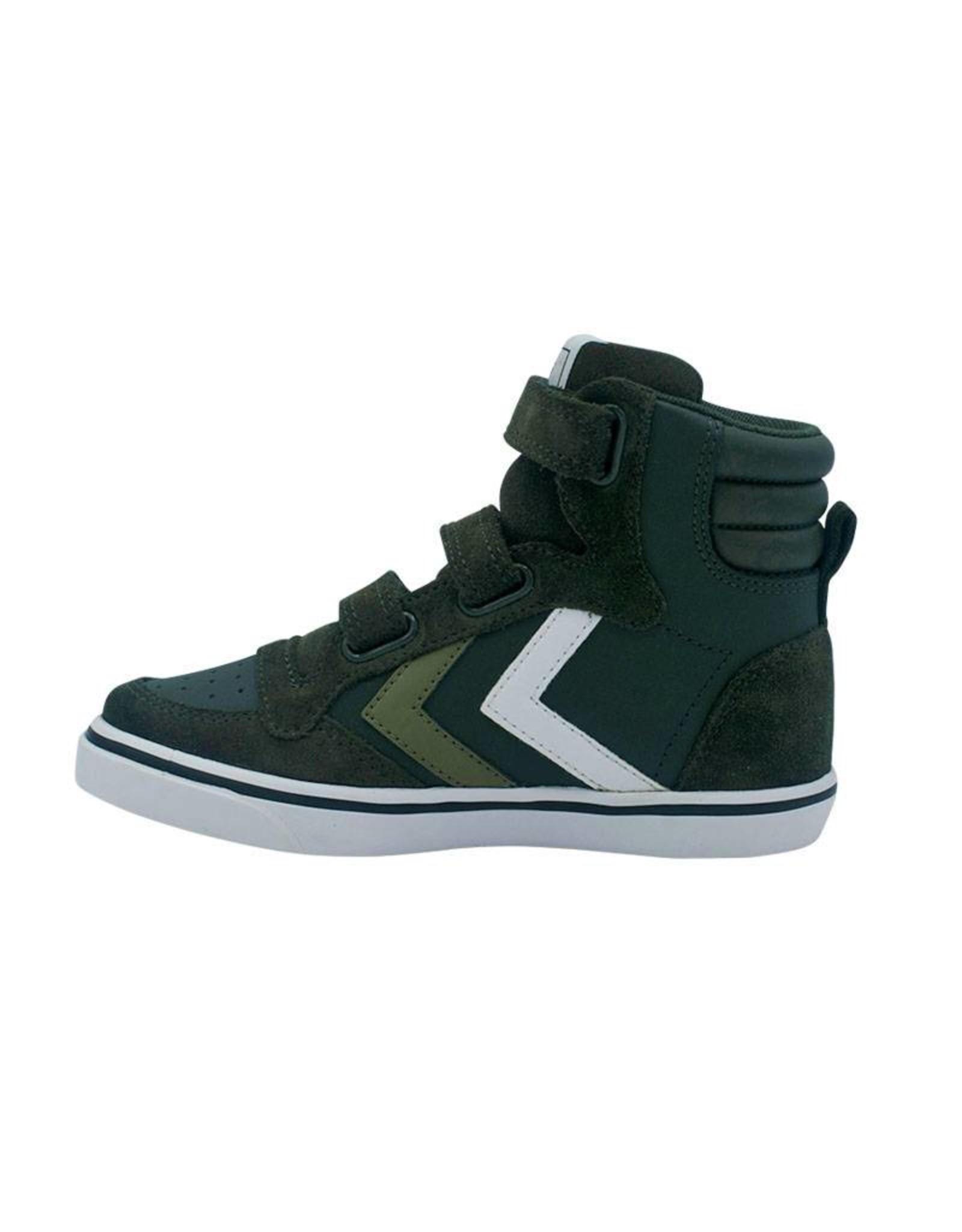 HUMMEL HUMMEL sneaker groen