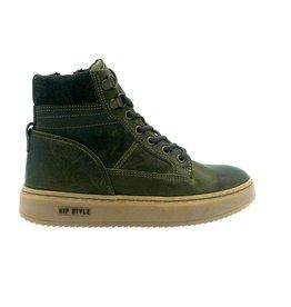 HIP sneaker hoog groen