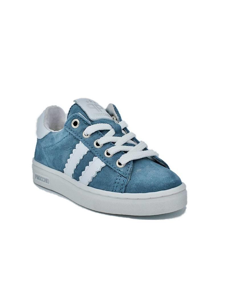 HIP sneaker denim blauw