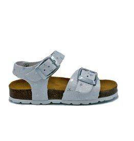 PLAKTON sandaal wit